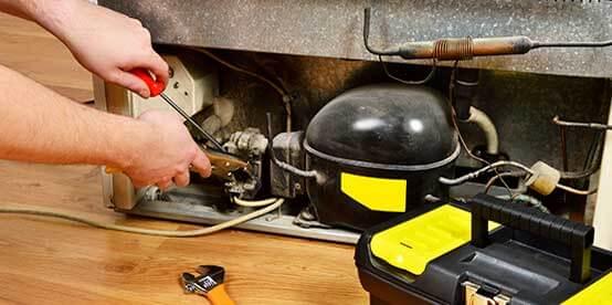 Servicios de reparación de heladeras domésticas, industriales, comerciales y cámara de refrigeración